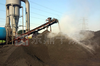 泥煤烘干机