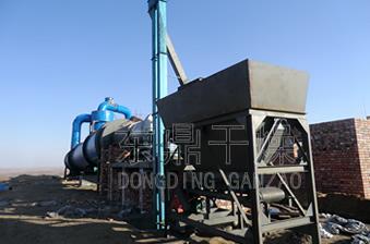 蒙煤烘干机|蒙煤烘干设备