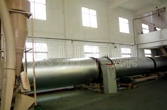 江西饲料烘干机生产线