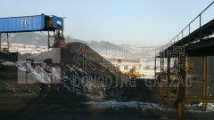 沈阳焦煤鸡西盛隆矿业有限责任公司2000吨原煤烘干机