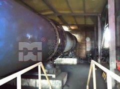 山西朔州诺德科技有限公司300吨煤泥烘干设备