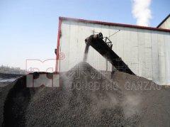 山西大同市艾华洗煤有限公司20万吨煤泥烘干机项目