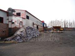 上海天晟燃料有限公司20万吨煤泥干燥机项目