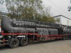 张家口市同盛物资商贸有限公司二期800吨煤泥烘干机项目