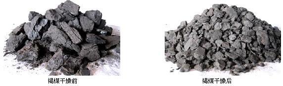 褐煤干燥提质