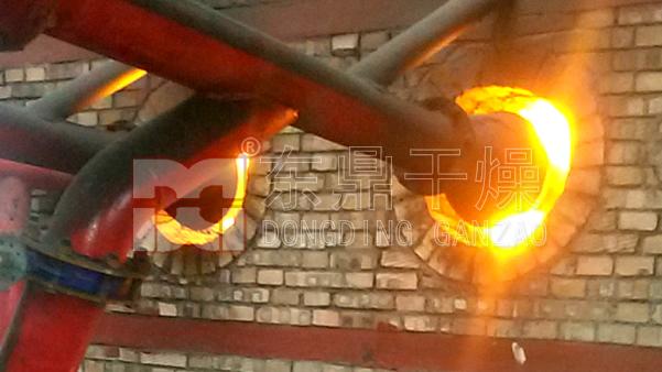 煤泥烘干机热源系统