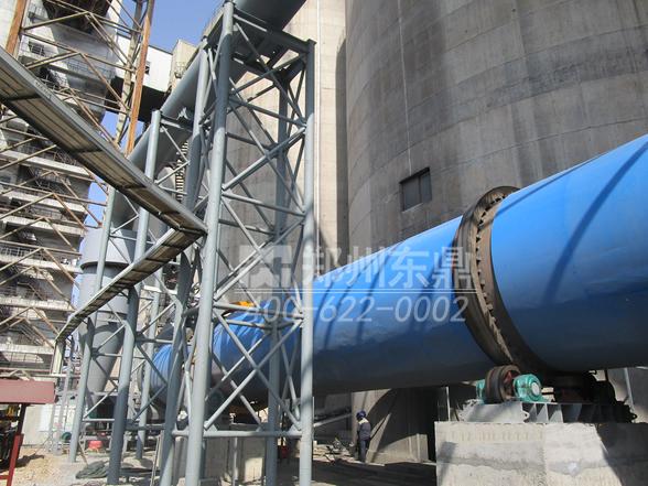 河北大唐集团武安电厂30万吨煤泥烘干机项目