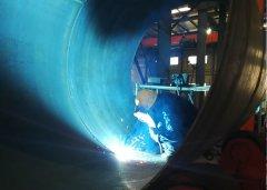 陕西咸阳闻达燃料2000吨煤泥烘干机项目
