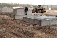 山西吕梁孝义1200吨煤气型煤泥烘干机项目