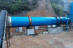山西晋中黑石能源20万吨煤泥烘干机